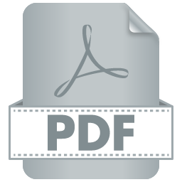 Filetype PDF icon